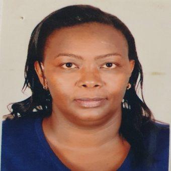 Ms. Esther Waweru